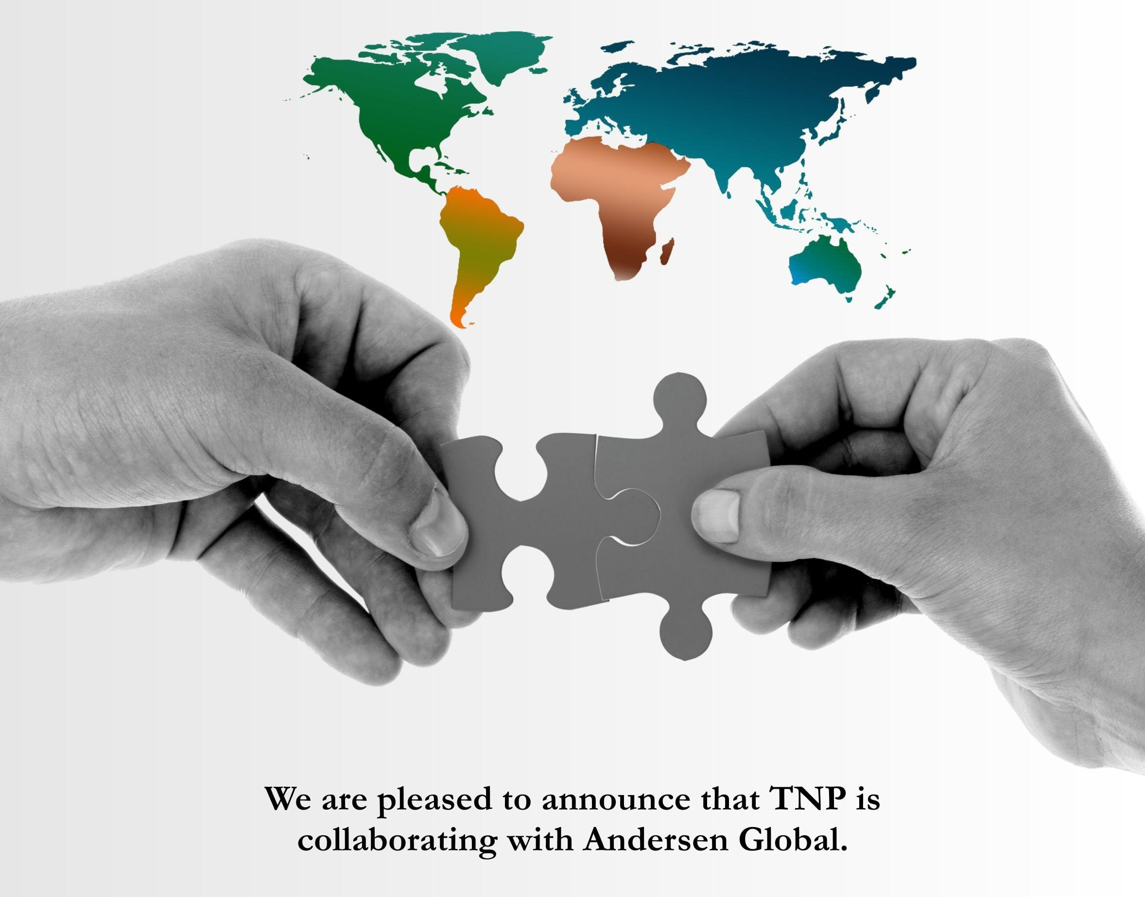 Andersen Global Strengthens Presence in Nigeria with The New Practice (TNP)